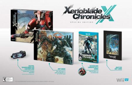 Edicion Limitada Xenoblade Chronicles X