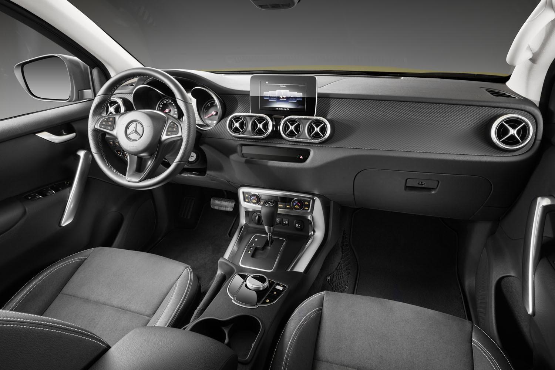 Foto de Mercedes-Benz Clase X Progressive (43/43)