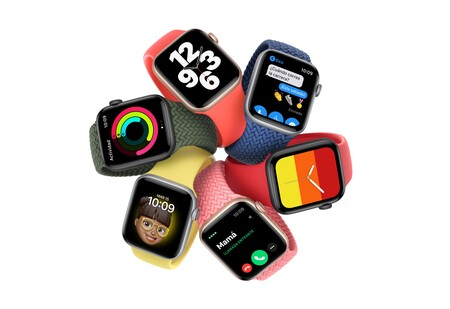 Apple Watch SE es el smartwatch que sacrifica las opciones premium para ofrecer una alternativa asequible al Apple Watch Series 6