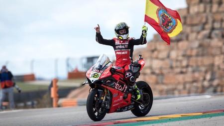 Alvaro Bautista Sbk Aragon 2019