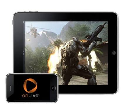 Crysis en un iPad e iPod