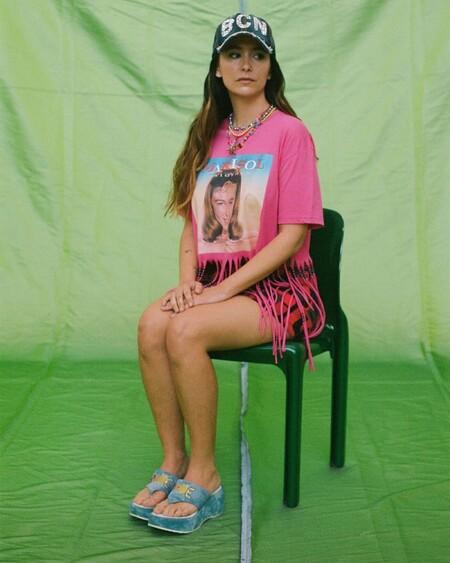 camiseta de marisol de rigoberta bandini
