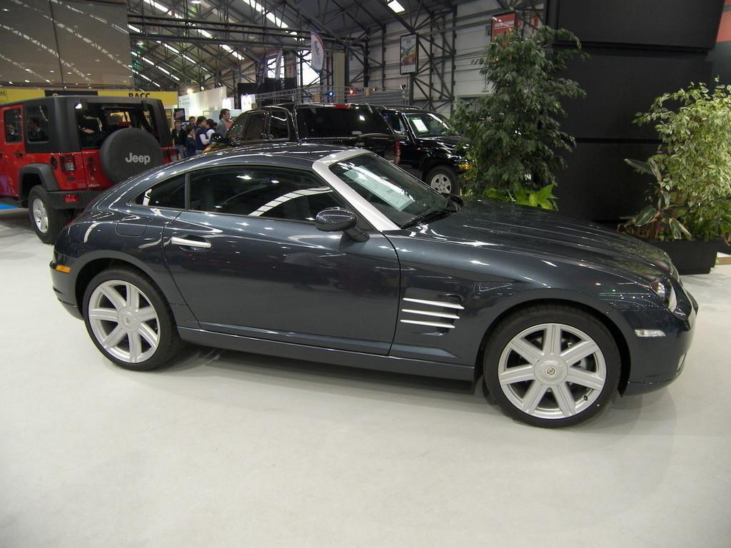 Foto de Chrysler Crossfire en el Salón de Vigo (8/14)