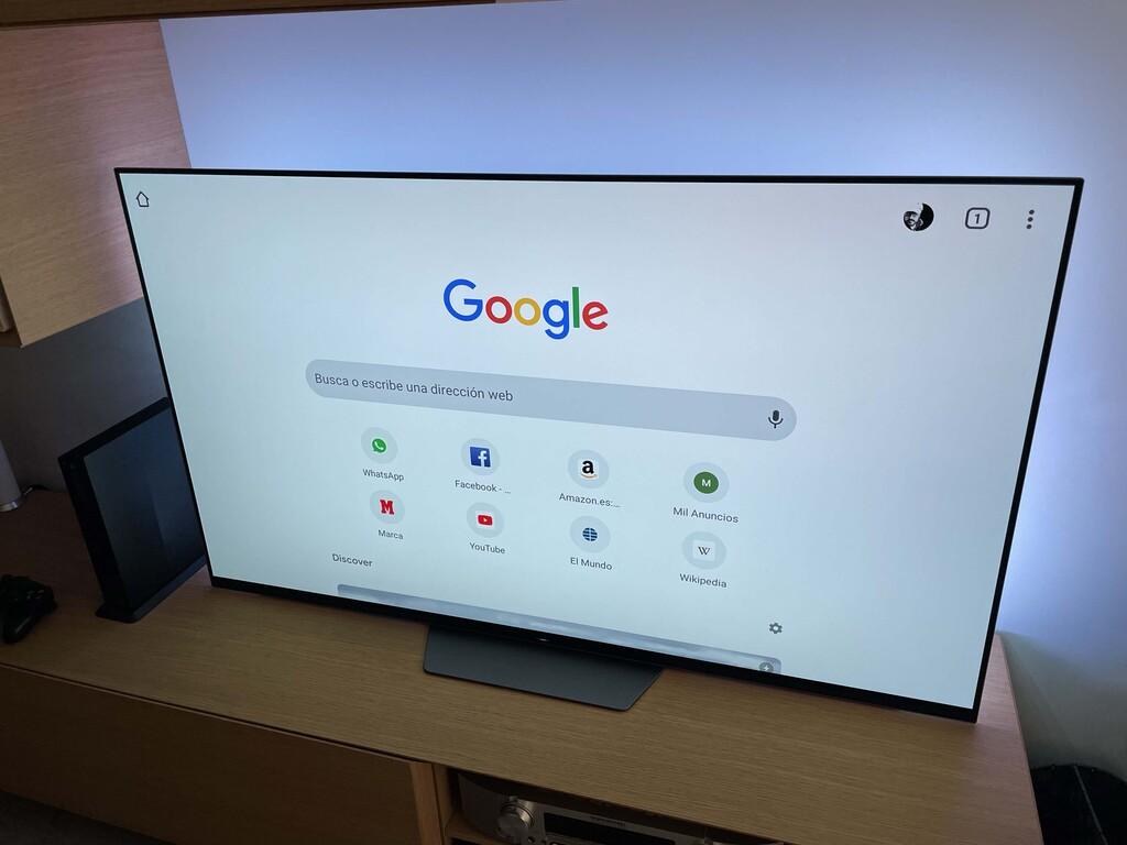 Cómo instalar Google Chrome en un televisor con Android TV