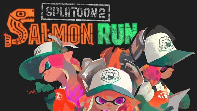 Splatoon 2 Salmon Run