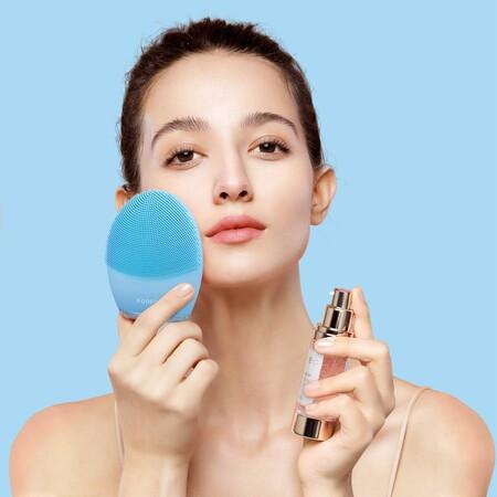 Eleva tu rutina diaria facial con el dispositivo de limpieza Foreo Luna 3 ahorrando: está rebajado 60 euros en Amazon