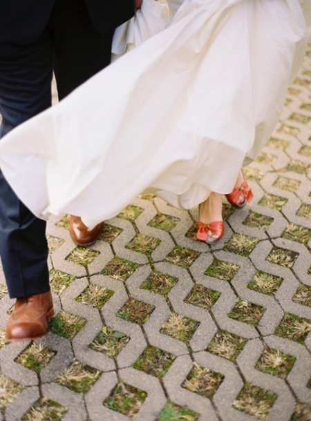 Zapatos ideales para novias maravillosas
