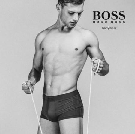 Boss Hugo Boss Body Underwear Campaign 2015 Stefan Pollmann