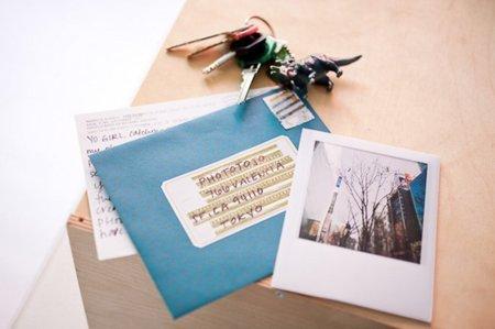 Postales Polaroid