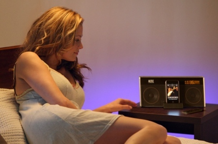 Altec Lansing renueva su imagen y presenta nuevos radio-despertadores