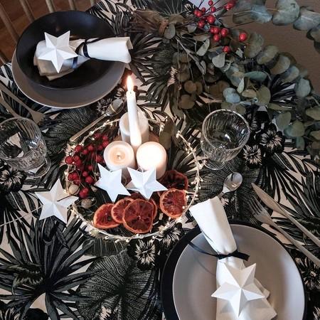 Cuatro estilos diferentes (minimalista, exótico, elegante y natural), para preparar tu mesa de Navidad por menos de 50 euros con Ikea