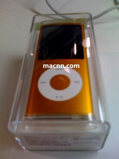 Más fotos espía del nuevo iPod nano: AppleInsider confirma su autenticidad