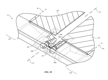 Patente Apple Plegable