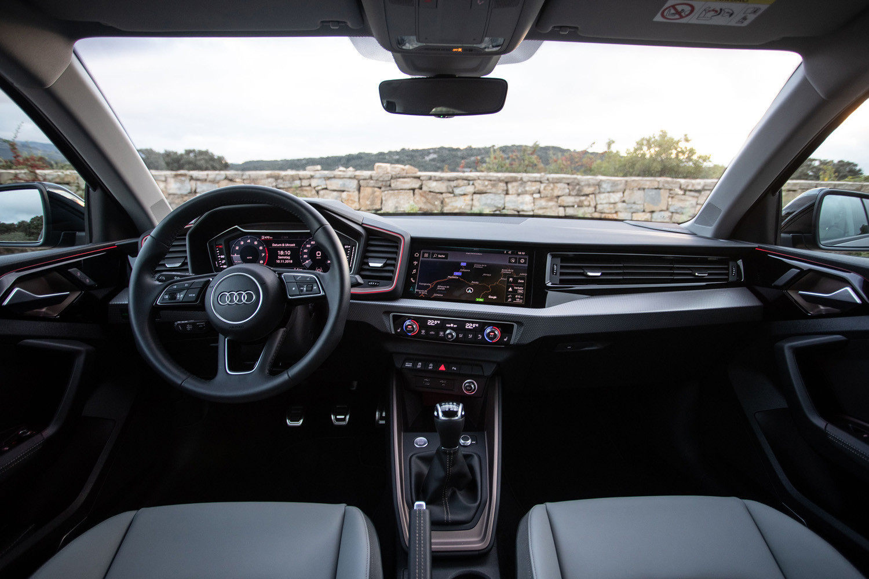 Foto de Audi A1 2018, toma de contacto (93/172)