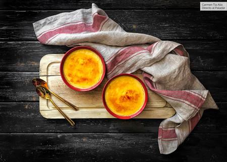 Receta de crema catalana, uno de los grandes clásicos de la repostería española