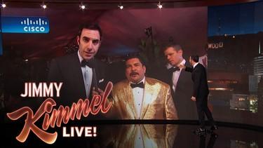 Los Oscars 2016: El Jimmy Kimmel Live post-ceremonia fue la risión