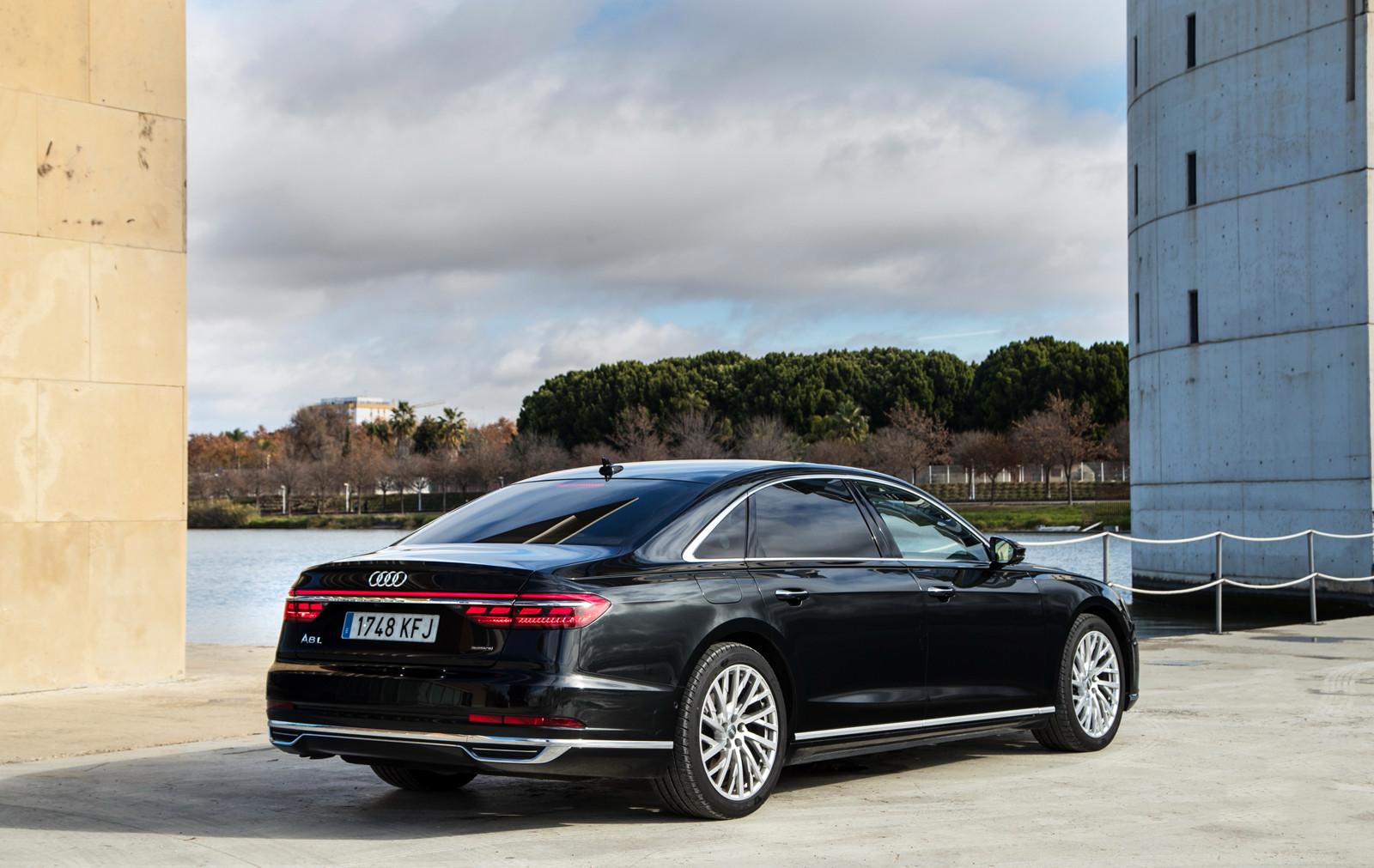 Foto de Audi A8 2018 (presentación) (53/81)