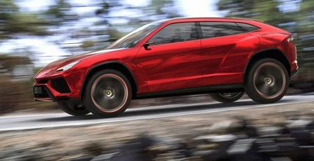 Confirmado el Lamborghini Urus para 2017