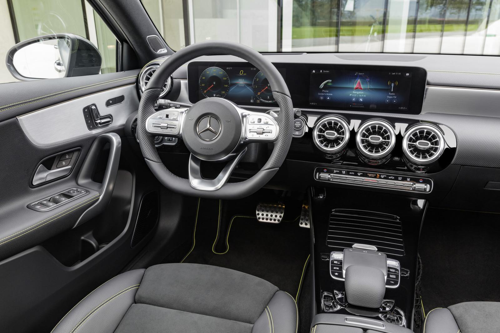 Foto de Mercedes-Benz Clase A 2018 (32/139)