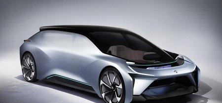 NIO Eve concept: la visión de futuro de NIO es eléctrica y autónoma, para 2020