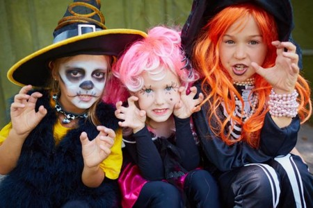 Terror con precaución: consejos para un Halloween seguro con niños