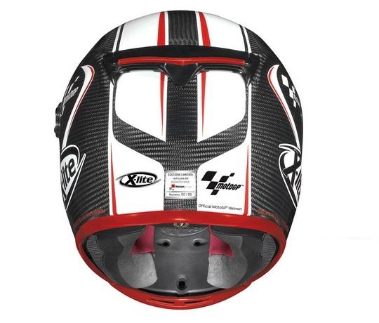 Foto de X-Lite X-802R ULTRA CARBON MotoGP™ Limited Edition: 99 unidades, 999,99 euros (3/8)