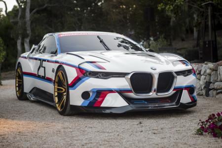 BMW 3.0 CSL Hommage R, porque un color puede cambiarlo todo
