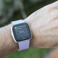 Cómo configurar las notificaciones de WhatsApp en Fitbit Versa