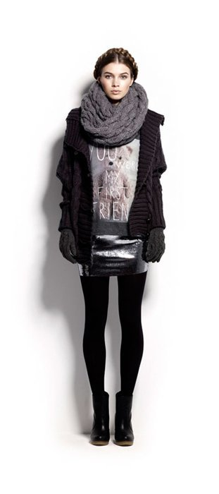 Pull and Bear grunge