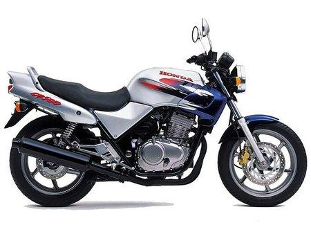 Honda CB 500 cup