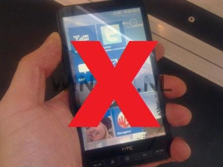 HTC HD2 se queda sin Windows Phone 7 Series, confirmado