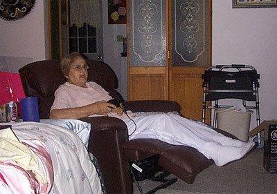 La Abuela que todos quisieramos