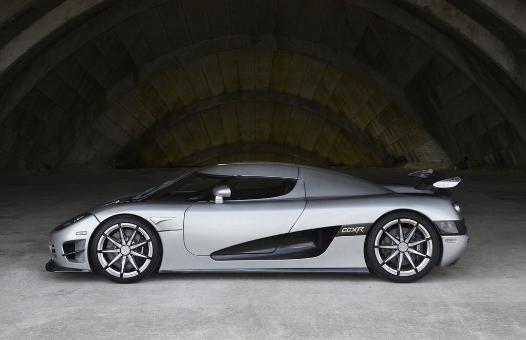 Foto de Koenigsegg CCXR Trevita (2/13)
