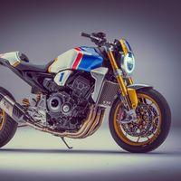 ¡Sublime! Esta es la Honda CB1000R de Mick Doohan para el Glemseck 101