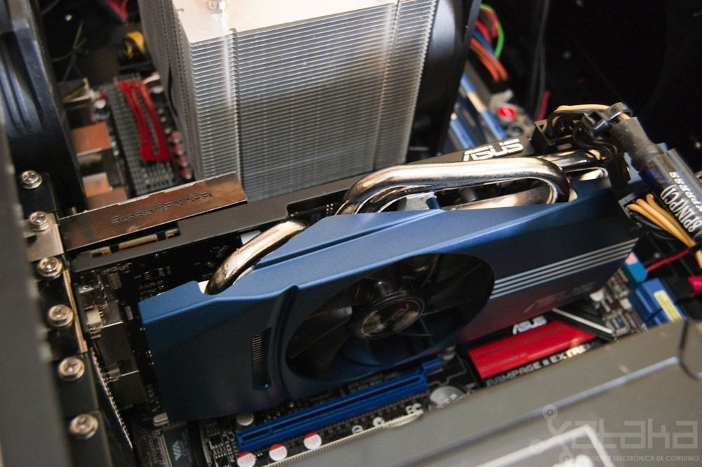 Foto de NVidia GTX 460, análisis (1/15)