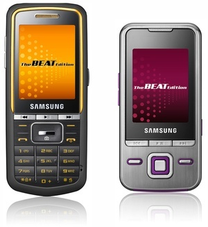 Samsung presenta oficialmente dos modelos BEAT