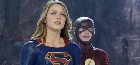 Más 'Vikings' en History Channel, fotos del crossover de Supergirl y Flash, nueva serie de Fincher y más en Edición USA