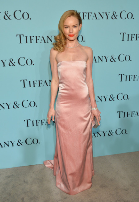 Tiffany & Co Blue Book gala 2014 red carpet Kate Bosworth Kate Ermilio