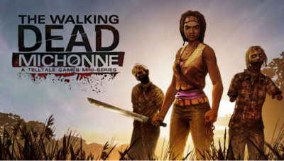 Telltale Games anuncia The Walking Dead: Michonne, su próxima aventura gráfica