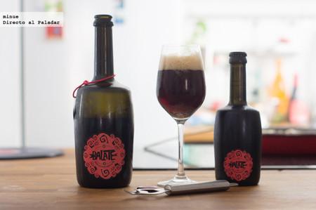 Cata de cervezas Balate - Darro