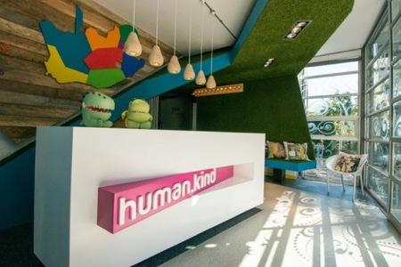 Espacios para trabajar: las oficinas de Human.Kind en Sudáfrica