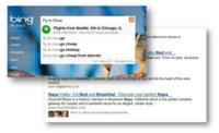 Bing profundiza su integración con Facebook, y añade precios de vuelos en sus auto-sugerencias