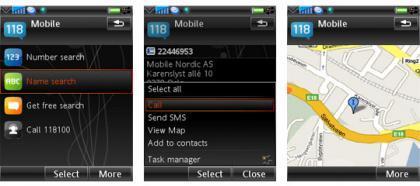 118 Mobile, localiza quien te llama