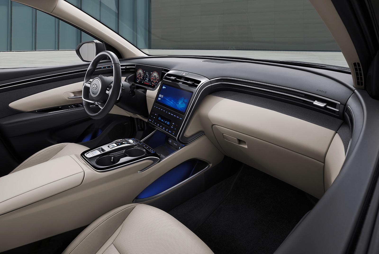 Foto de Hyundai Tucson 2022 (7/20)