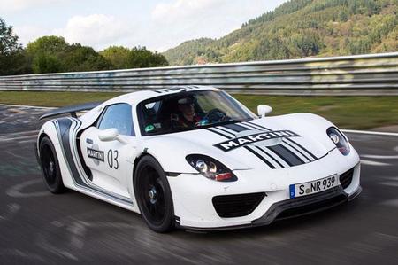 El Porsche 918 Spyder ya tiene precio en Estados Unidos, ¿para cuando los de Europa?