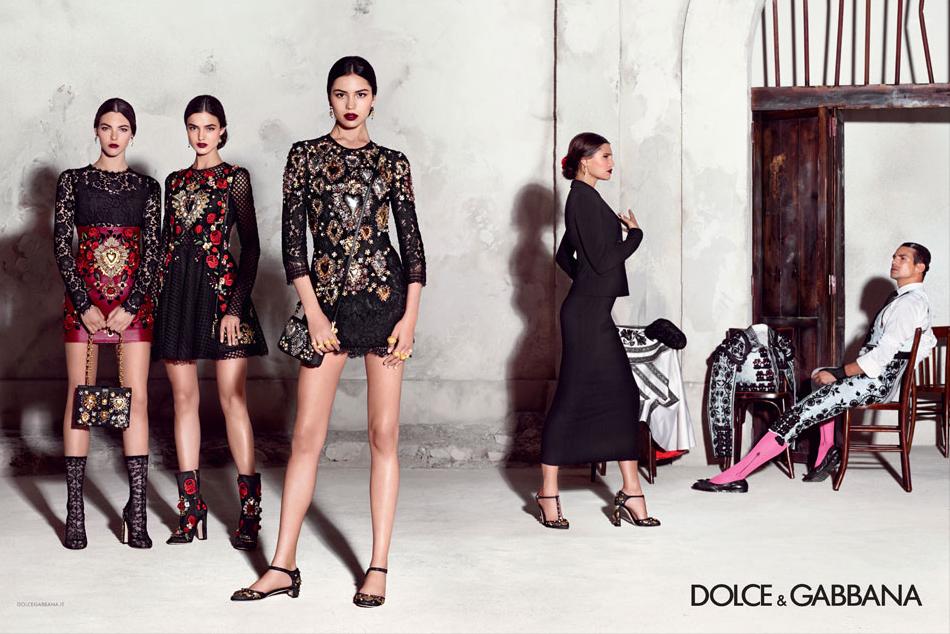 Foto de Dolce & Gabbana campaña Primavera-Verano 2015 (11/11)