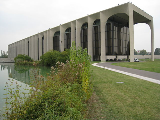 Foto de Niemeyer (1/13)