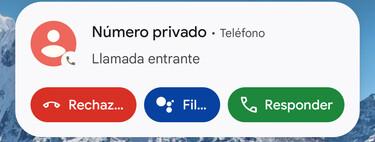 Los Pixel ya permiten filtrar llamadas en España: así es como el Asistente de Google puede contestar por ti a las llamadas