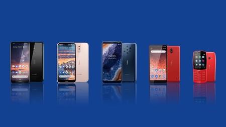 Nokia resurge (un poco) de sus cenizas: vende casi 5 millones de terminales en el último trimestre