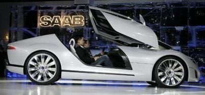 Saab Aero X Ginebra